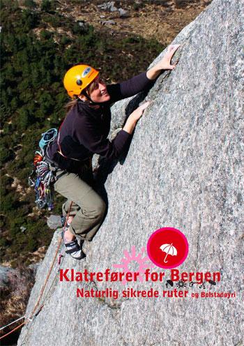 Klatrefører for Bergen - Traditionel klatring
